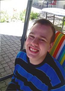 Transportrollstuhl für Stefan aus Stockerau